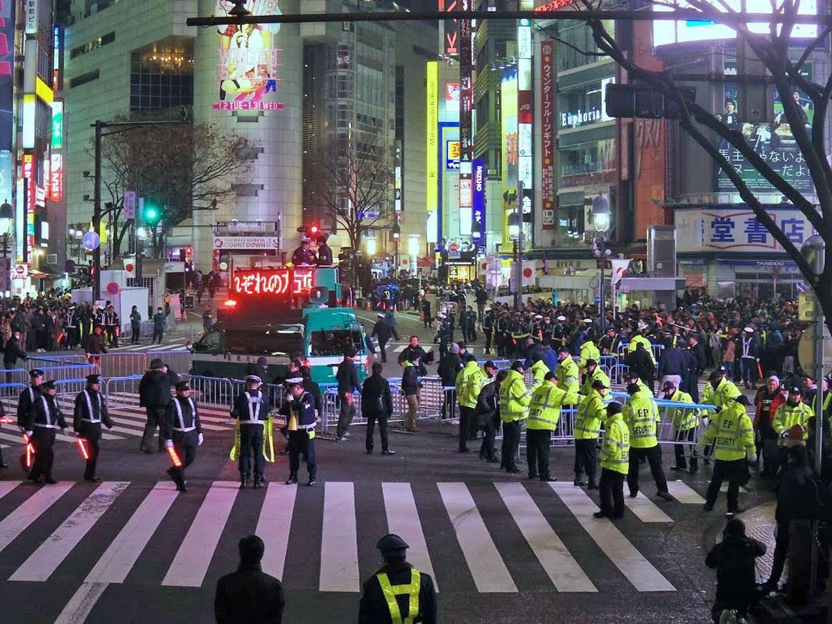 渋谷ハロウィン 2019 日程 時間