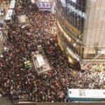 渋谷 ハロウィン 2019 混雑