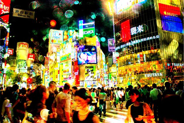 渋谷ハロウィン 2019 混雑