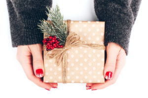 クリスマスプレゼント ばらまき