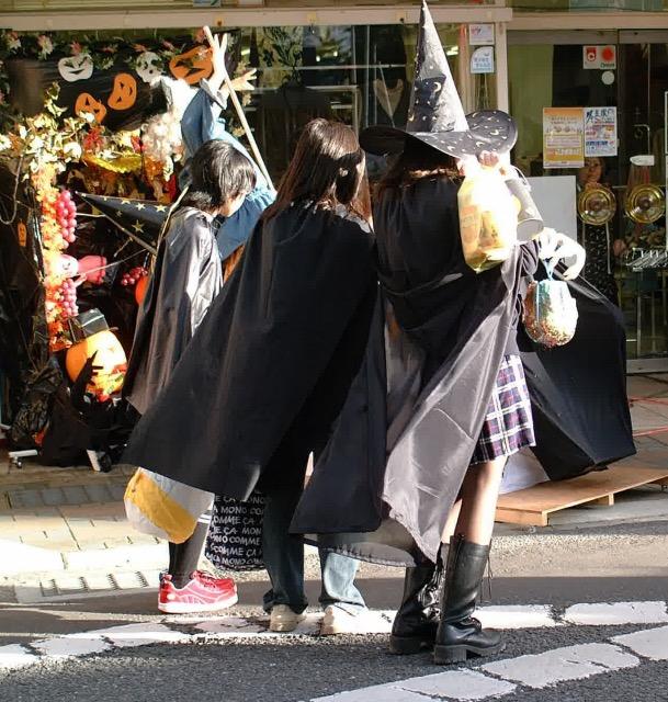 ハロウィン 渋谷 なぜ 集まる