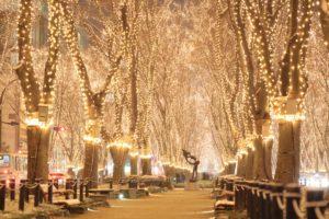 クリスマス デートプラン 仙台